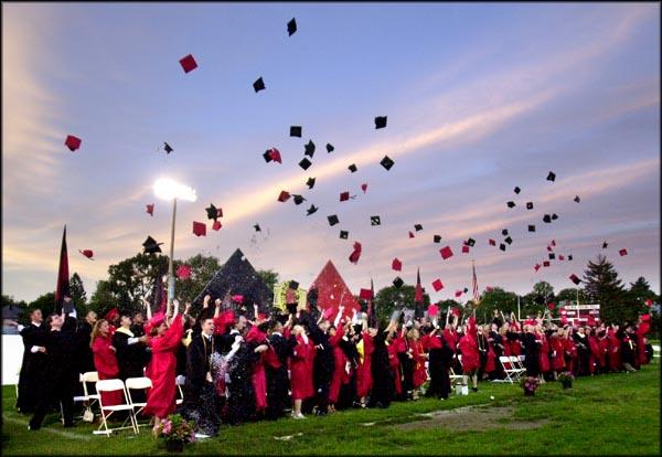 6/19/00 Graduation