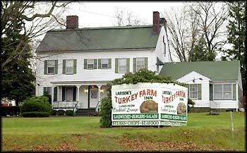 Turkey Farm Restaurant Chester Nj
